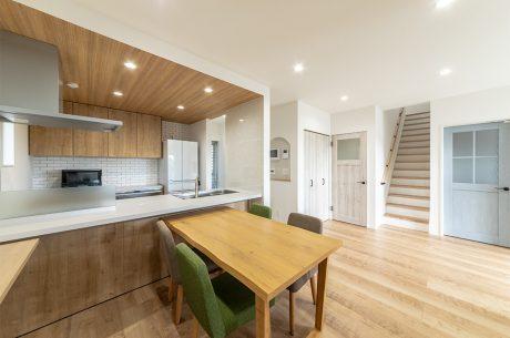 写真:若葉台の家